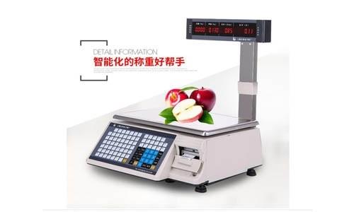 爱宝大华TM-30电子称 电子条码秤